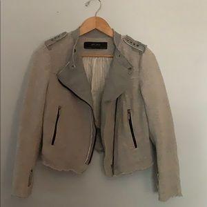 Zara Basic Jacket with Studs